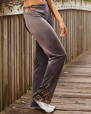 Wilderness Dreams Mossy Oak Break-Up Country Gunmetal Gray Active Pants