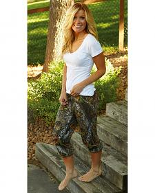 Wilderness Dreams Mossy Oak Break-Up Capris