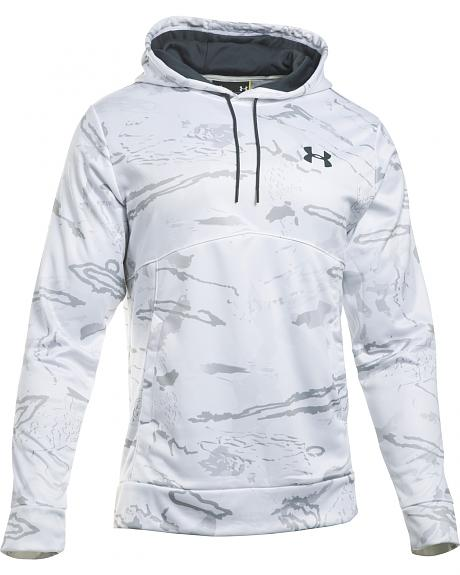Under Armour Men's Franchise Camo Hoodie