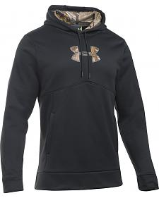 Under Armour Men's Franchise Caliber Hoodie