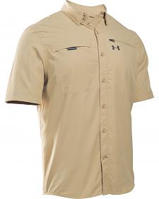 Under Armour Fish Stalker Short Sleeve Shirt