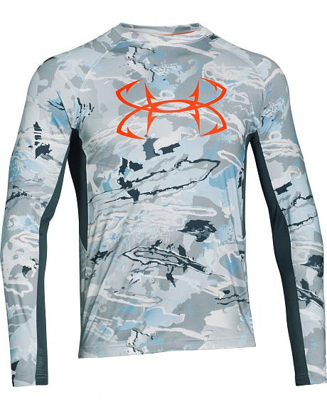 Under Armour CoolSwitch Thermocline Long Sleeve Shirt