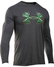 Under Armour Antler Logo Shirt