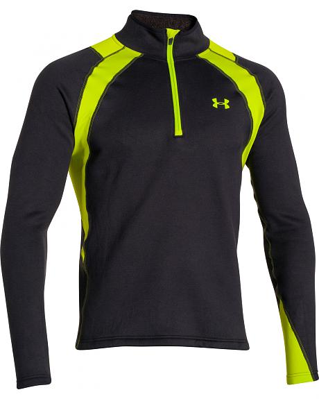 Under Armour Men's Extreme Base Scent Control Hunting Pullover