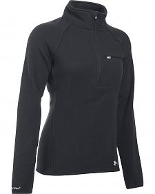 Under Armour Women's Wintersweet Half-Zip Jacket