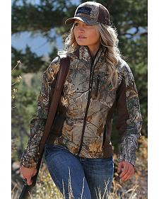 Cinch Women's Realtree Xtra Concealed Carry Bonded Jacket