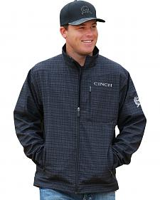 Cinch Men's Black Bonded Concealed Carry Jacket