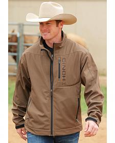 Cinch Men's Tan Bonded Concealed Carry Jacket