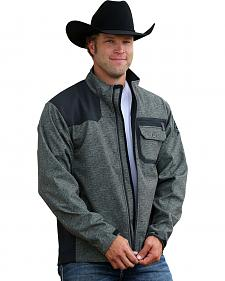 Cinch Men's Olive and Black Bonded Jacket