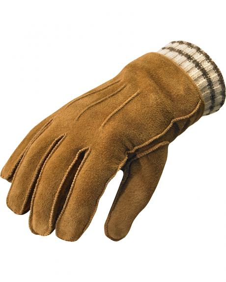 Woolrich Mens Guide Thinsulate Gloves