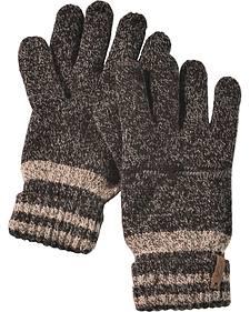 Woolrich Men's Brown Kennebeck Thinsulate Gloves