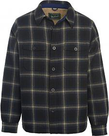Woolrich Men's Charley Brown Shirt Jacket