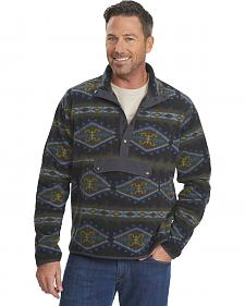 Woolrich Men's Trail Blazing Fleece Pullover