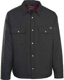 Woolrich Men's Trout Run Shirt Jacket