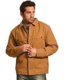 Woolrich Men's Centerpost Wool-Lined Jacket
