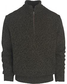 Woolrich Men's Kennebeck Rag Half-Zip Sweater
