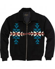 Pendleton Men's Black Santa Fe Jacket