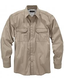 Dri Duck Men's Field Shirt - Big Sizes (3XL and 4XL)