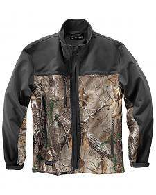 Dri Duck Men's Motion Realtree Xtram Camo Softshell Jacket - Tall Sizes (XLT - 2XLT)