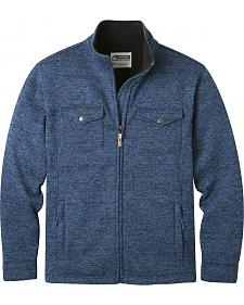 Mountain Khakis Men's Moonlit Blue Old Faithful Jacket