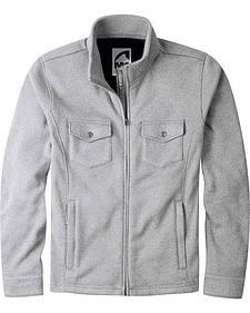 Mountain Khakis Men's Grey Old Faithful Sweater