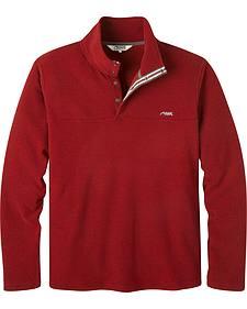 Mountain Khakis Men's Pop Top Pullover Jacket