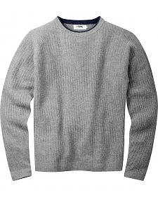 Mountain Khakis Men's Heather Grey Lodge Crewneck Sweater
