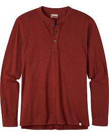 Mountain Khakis Men's Mixter Henley Shirt