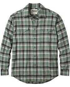 Mountain Khakis Men's Wintergreen Peaks Flannel Shirt