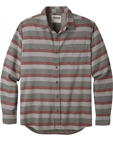 Mountain Khakis Men's Malbec Fall Line Flannel Shirt