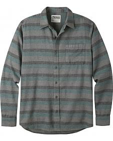 Mountain Khakis Men's Deep Jade Fall Line Flannel Shirt