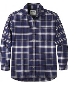 Mountain Khakis Men's Iris Peden Plaid Shirt