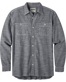 Mountain Khakis Men's Chambray Long Sleeve Shirt