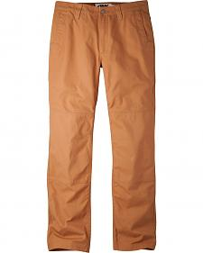 Mountain Khakis Men's Ranch Brown Alpine Utility Pants - Relaxed Fit