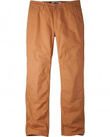 Mountain Khakis Men's Ranch Brown Alpine Utility Pants - Slim Fit