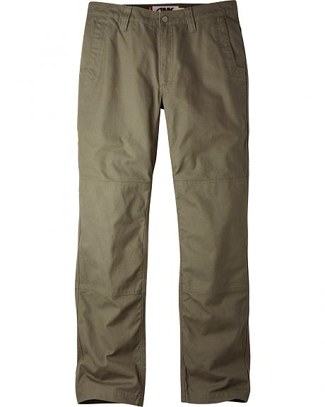 Mountain Khakis Men's Pine Green Alpine Utility Pants - Slim Fit