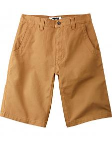 "Mountain Khakis Men's Alpine Relaxed Fit Utility Shorts - 7"" Inseam"