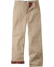 Mountain Khakis Men's Flannel Relaxed Fit Original Mountain Pants