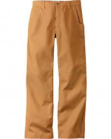 Mountain Khakis Men's Brown Original Relaxed Fit Pants