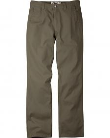 Mountain Khakis Men's Light Brown Original Slim Fit Pants