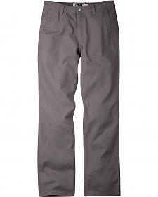 Mountain Khakis Men's Slate Original Slim Fit Pants