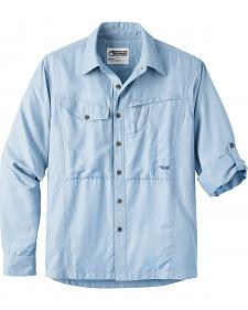 Mountain Khakis Men's Morning Sky Trail Creek Long Sleeve Shirt