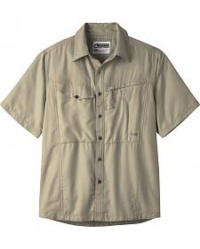 Mountain Khakis Men's Truffle Trail Creek Short Sleeve Shirt