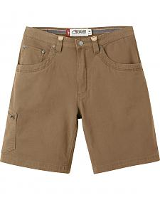 "Mountain Khakis Men's Classic Fit Camber 107 Shorts - 11"" Inseam"