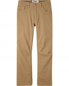 Mountain Khakis Men's Tan Camber 106 Pants