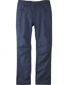 Mountain Khakis Men's Navy Camber 105 Classic Fit Pants