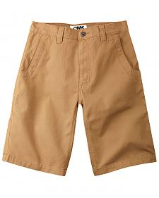 "Mountain Khakis Men's Alpine Relaxed Fit Utility Shorts - 9"" Inseam"