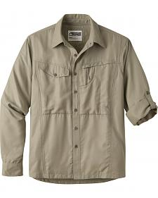 Mountain Khakis Men's Trail Creek Long Sleeve Shirt