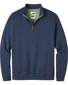 Mountain Khakis Men's Eagle Quarter-Zip Jacket
