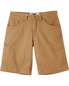 "Mountain Khakis Men's Classic Fit Camber 107 Shorts - 9"" Inseam"
